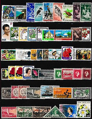 New Zealand Stamps, Health Stamps,Niue Stamps