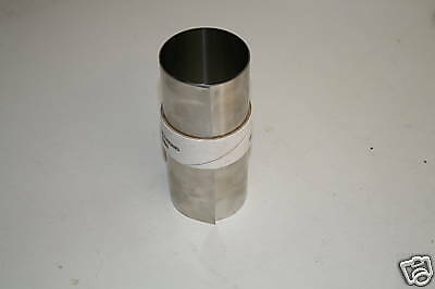 """Stainless Steel Shim Stock 0.001"""" thick x 6"""" wide x 50"""" long Roll   NEW!!!"""