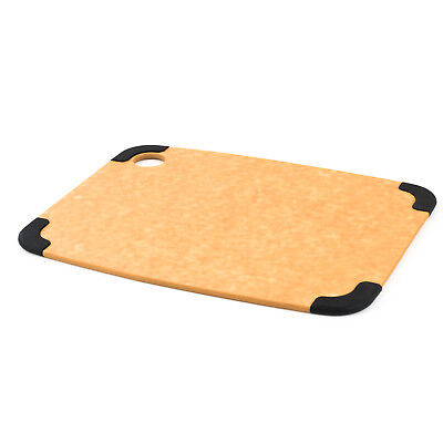 "Epicurean Non-Slip Series Cutting Board W/Slate Corners 11.5"" x 9"", Natural"