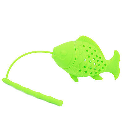 Shape Tea Leaf Cute Filter Healthy Herbal Spice Bag Diffuser Strainer Infuser
