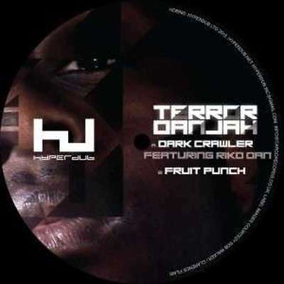 Terror Danjah FT. Riko Dan Dark Crawler EP Vinyl Single 12inch NEW OVP