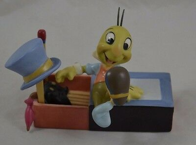WDCC Walt Disney Pinocchio Let Your Conscience be your Guide Jiminy Cricket