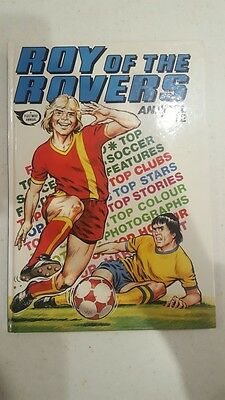 Roy of the Rovers annuals