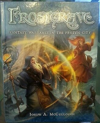Frostgrave Bundle;  Rulebook and Lich Lord