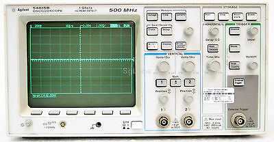 HP Agilent 54615B 54616B 54616C Oscilloscope Operating and Service Manual