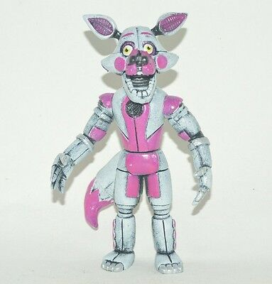 Toy Mexican Figure Bootleg Five Nights At Freddy's Animatronics Funtime Foxy