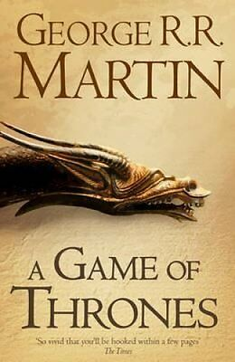 A Game of Thrones (Reissue) (a Song of Ice and Fire, Book 1) 9780007448036