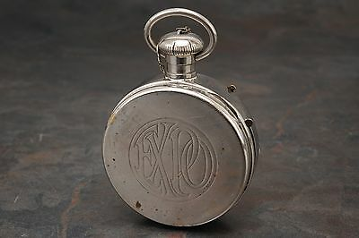 :Vintage Expo Camera Co Pocket Watch Spy Subminiture Camera