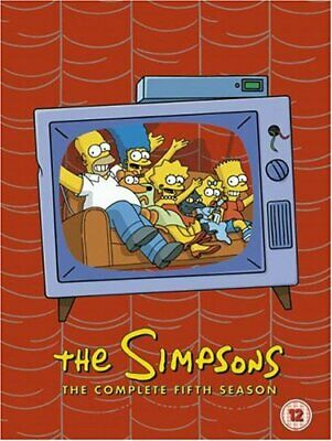 The Simpsons - Season 5 [DVD] [1990] - DVD  I0VG The Cheap Fast Free Post
