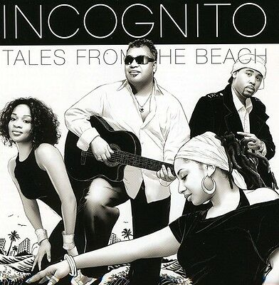 Incognito - Tales from the Beach [New CD] Germany - Import