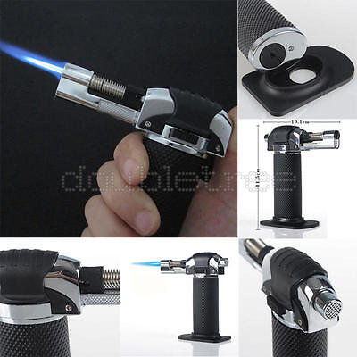 Butane Gas Micro Blow Torch Lighter Welding Soldering Brazing Refillable t t