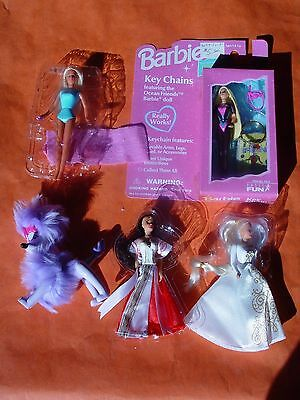 Huge 63 Piece Collection Of Barbie And Many Other Dolls