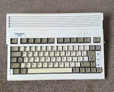 Amiga 600 with Accelerator Board - Faster Than an Amiga 1200 and 3000!!!