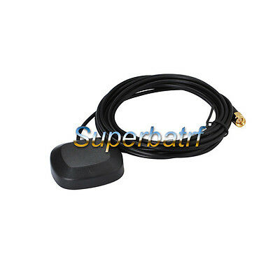 GPS active Antenna with SMA connector for GPS receivers and Mobile Application