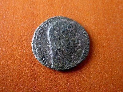 Divus Constantine the Great 337-337 AD AE Follis Ancient Roman Coin