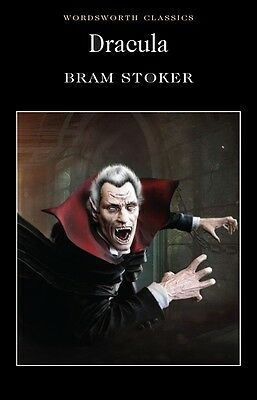 Dracula Bram Stoker Wordsworth Classics Paperback Book New Free UK Postage