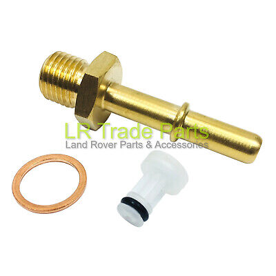 Land Rover Defender & Discovery 2 Td5 New Fuel Filter Air Bleed Valve Wjn500110
