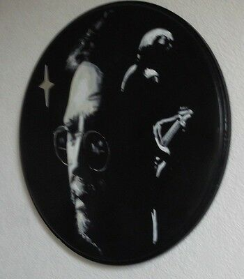 Eric Clapton, Cream,  Hand Painted Drumhead 16 Ins Across..ready To Hang Sale