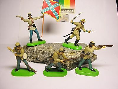 soldatini Toy Soldiers Britains Deetail 1971 Sudisti scala 1:32