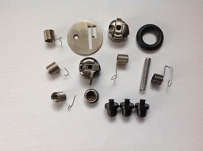 Assorted Sewing Machine  Parts