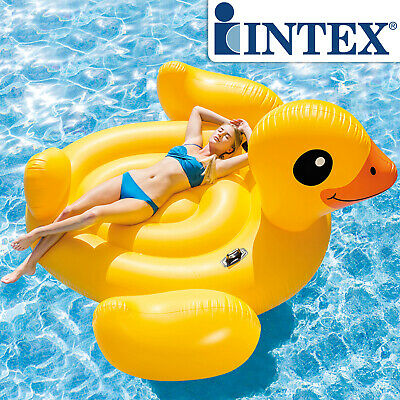 intex 57558 schwimmtier flamingo badetier pool lounge wasserliege luftmatratze eur 16 49. Black Bedroom Furniture Sets. Home Design Ideas