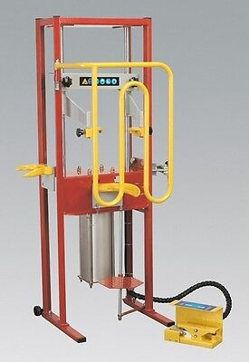Sealey RE300 Coil Spring Compressor Air Operated 1000Kg Hand Tool Garage