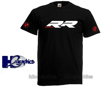 New Mens BMW S1000RR Tribute T-Shirt Sizes Small to 3XL Choice Of Colours