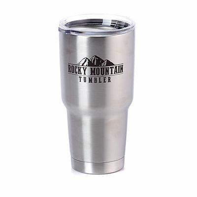 NEW!  As Seen on TV Rocky Mountain Tumbler- AMERICAN SELLER-