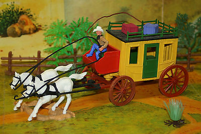 DaBro Timpo Conversion Wild West Stage Coach