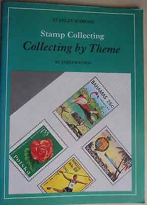 Book Stamp Collecting By Theme Stanley Gibbons