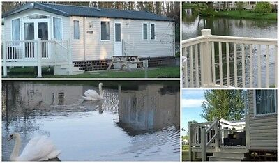 Luxury 8 Berth Static Caravan For Hire @ Haggerston Castle Holiday Park