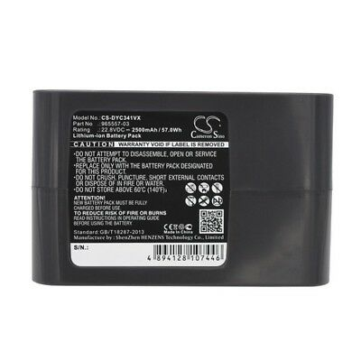 Replacement Battery For DYSON 202932-05
