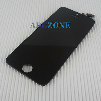 Black LCD Display Touch Screen Digitizer Assembly for iphone 5