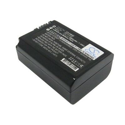 Replacement Battery For SONY Alpha 33