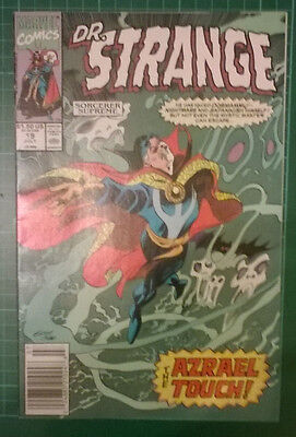 marvel comics - dr strange #19,july 1990,new condition,bagged & boarded