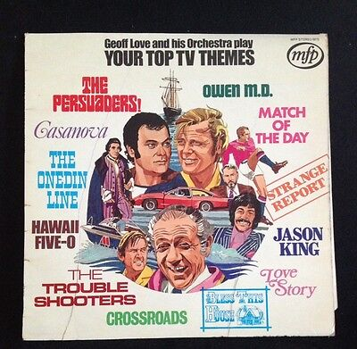 Your Top TV Themes MFP LP