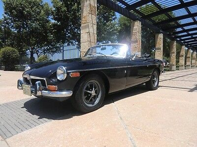 1973 Mg Mgb  1973 Mgb Convertible.rust Free Texas Car In Good Condition.runs And Drives Great