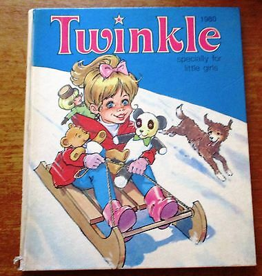 Twinkle Specially For Little Girls  1980 - Price Un Clipped