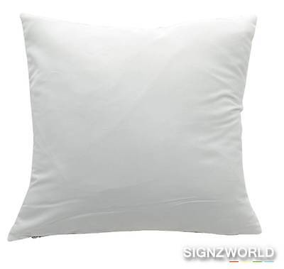 Sublimation Polyester Cushion Cover Microfibre Peache Cloth 40x40cm PL-CC-40PT