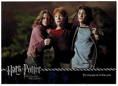 Harry Potter & The Prisoner Of Azkaban #61 Cards Inc Trade Card (C332)