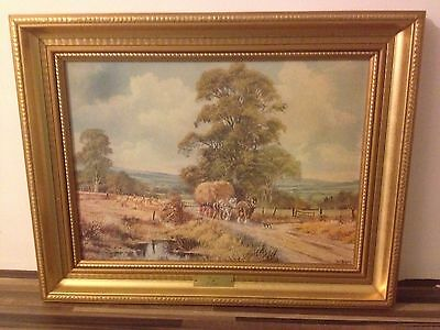 don Vaughan giclee signed