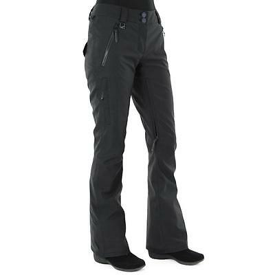 Adidas RTS RunThe Snow Stretch Snowboard Ski Women's Pant Trousers Black Large