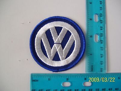 embroidered patch volkswagen