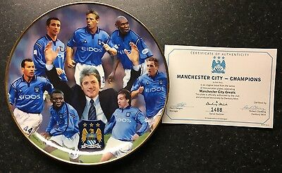 Manchester City FC- Champions Plate