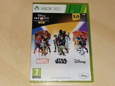 Disney Infinity 3.0 Xbox 360 Game Software Only PAL UK **BRAND NEW & SEALED**