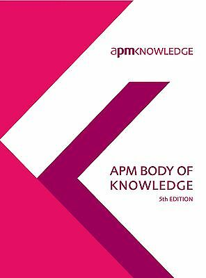 APM Body of Knowledge 5th Edition - Mint Condition!!