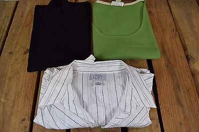 Lot of 3 Women's Shirts and Tank Tops Size Large and X-Large