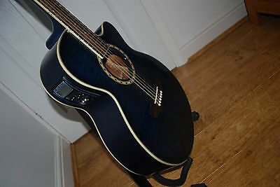 Ashton Electro Acoustic Guitar