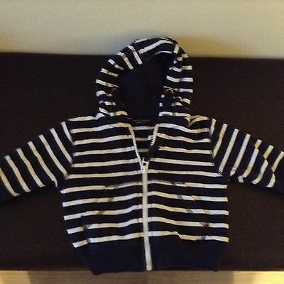Next 3-6 Months Boys Hooded Cardigan