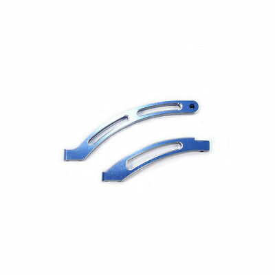 FTX Carnage NT Alum Front & Rear Chassis Braces - FTX6378
